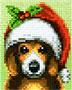 Chien de Noël
