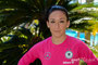 Nadine Kessler beim Algarve Cup 2014