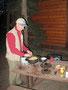 Einfach und gut - routinierte Campingküche