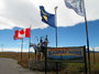Begrüßung - Ankunft im Blackfeetindianerreservat in Montana