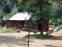 Lehmhaus eines Subsistenzbauern ...