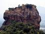 ... und einen hervorragenden Blick auf den überfüllten Lions Rock ermöglicht