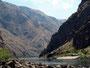 Eingang - Wanderung in den Hells Canyon
