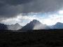 Wetterkapriolen - Lichterspiel im Hochgebirge