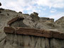 Skurril - Erosionsformen im Theodore Roosevelt Nationalpark