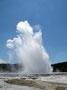 Rekord 60 m - Heute schwächelt der Great Fountain Geysir