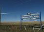 Bildung? - Schule in einem Indianerreservat südlich von Calgary