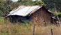 Renovierungsbedürftige Lehmhütte bei Sigiriya