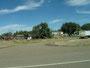 Heruntergekommen - Kleinsiedlung am Highway 2 in Montana