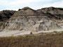 Spiel der Natur 1 - Erosion in den Badlands des Theodore Roosevelt Nationalparks