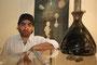 Ausstellung von Peyman Rahimi (Stimmen) in der Galerie Remscheid
