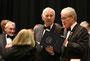 Ehrung für Heinz König, er ist seit 65 Jahre Sänger im Lüttringhauser Männerchor