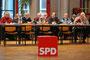SPD-Mitgliederversammlung zum Koalitionsvertrag in der Sophie-Scholl-Schule