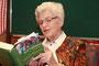 Lesung von Rosie Goldmann beim 4. Andheri-Basar in Radevormwald
