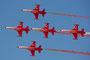 Turkish Stars at Kecskemet Air Show & Military Display 2013 - (c) Jürgen Moll