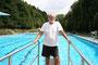 BM-Serie: Hallo, ich bin Ihr Ansprechpartner: Rolf Bäumchen ist Bademeister im Freibad Dabringhausen