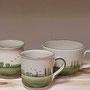 Kaffeebecher, Mollytasse, Jumbopott, 16,50/18,50/19,50 €