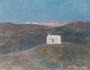 Hügel mit Haus