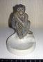 Грустная обезьяна. Автор Ватагин В.А.  Всекохудожник.