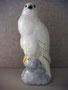 Сокол 1946г. В.А Ватагин. Роспись подглазурная , полихромная, высота 19 см. Марка: Б/м.