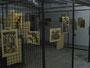 """""""Die verhängnisvollen Eier in der Garage / frei nach Michail Bulgakow"""" -  im Rahmen einer Gruppenausstellung im ehemaligen Busdepot der KVAG Kiel, 2010"""