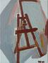 Ohne Titel, 2011, Öl auf Leinwand, 40x30 cm