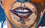 Szene 8 (Lächeln), 2008, Öl auf Leinwand, 100x160 cm