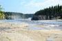 Die Alexandra Falls des Hay River