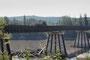Noch ne wild Brücke - über den Fort Nelson River