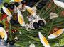 Salat mit grünen Bohnen nach Johann Lafer