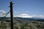 Blick auf den östlich gelegenen Mount Adams