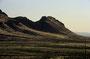 Abends sind wir auf dem Campground des 'Rock Hound' State Parks. Hier darf man nach Mineralien und Halbedelsteinen suchen und mitnehmen, wenn man was findet.