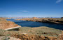 Am Lake Powell, Wahweep Bay - Startpunkt der Smoky Mountain Rd.
