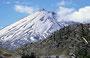 Mount St. Helens ohne Spitze
