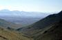 Wieder auf der Ostseite der Sierra - Blick auf die nördlichen Ausläufer der Mojave Desert