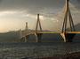 Neue Brücke über den Golf von Korinth, GR