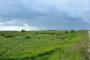 Die nördliche Prairie Albertas, fast alles Landwirtschaft