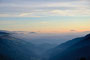 Früh morgens am Col des Bagenelles, Elsas, FR