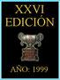 XXVI Edición.