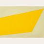Hellgelber Stoff, Pigment - Cadmiumgelb - 50 x 70 cm, 2006