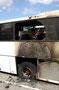 Brandeinsatz Reisebus