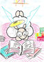#125 Bücherwurm