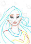 S#059 Pocahontas - Kontur