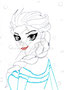 S#052 Elsa - Kontur