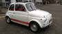 Fiat 500 R - Abarth Umbau - by Hilgers feine Art Cologne