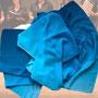 7.) Chorschal mit Farbverlauf Farbe blau - Feld Textil GmbH aus Krefeld - https://www.krawatten-tuecher-schals-werbetextilien.de/