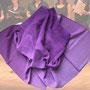 8.) Chorschal mit Farbverlauf Farbe lila - Feld Textil GmbH aus Krefeld - https://www.krawatten-tuecher-schals-werbetextilien.de/