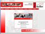 "Homepage ""Schlosserei Keller"""