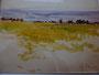 Paysage, env. 1950 (aquarelle, coll. part. MR)