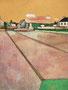Ouessant, env. 1956 (gouache, 65 x 50 cm, coll. part. MR)